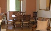 Dining area at Sur la Braye